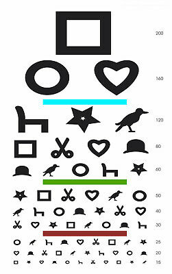 graphic regarding Eye Chart Printable identify snellen eye chart