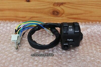 AU22.90 • Buy Yamaha Rx100 Rs100 Rx125 Rx 100 Rxs Handle Switch Turn Signal Horn Lh New