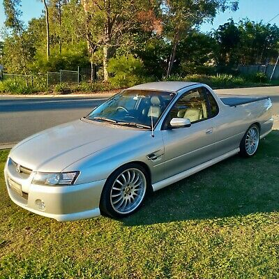 AU16990 • Buy MANUAL SS UTE VZ UTILITY HOLDEN COMMODORE Suit Ranger Hilux Dmax Falcon Ve Vf Vy