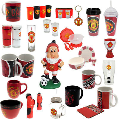 Manchester United Official Merchandise Christmas Gift Selection Valentines Day • 4.99£