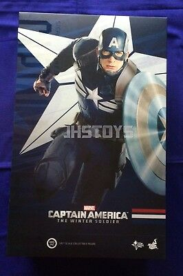 $ CDN872.72 • Buy Hot Toys 1/6 Captain America The Winter Soldier Stealth S.T.R.I.K.E. Suit MMS242