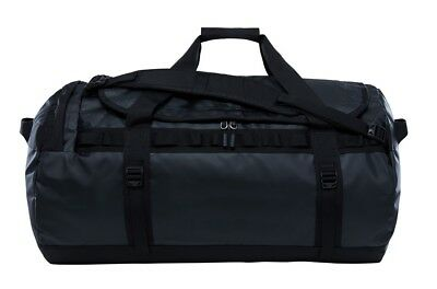 Duffle Backpack THE NORTH FACE Base Camp Duffel L Black • 108£