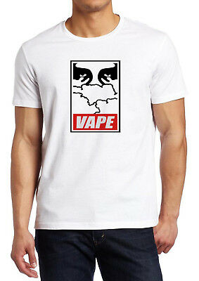 AU20.05 • Buy Vaper Vape Clouds Poster Imagination Smoking Coil Fruit Of The Loom T-shirt