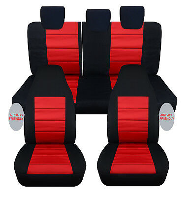 AU203.49 • Buy  2006-2011 Suzuki Swift Sport Front+back Seat Covers Airbags Compatible,choose