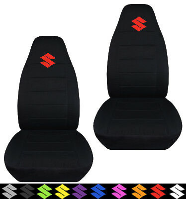 AU98.99 • Buy  2006-2011 Suzuki Swift Sport Front Seat Covers Airbags Compatible,choose