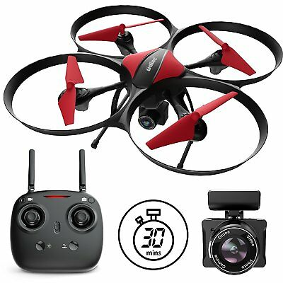 AU170.35 • Buy Force1 U49C Drone With Camera For Beginners – HD Beginner Drone Quadcopter