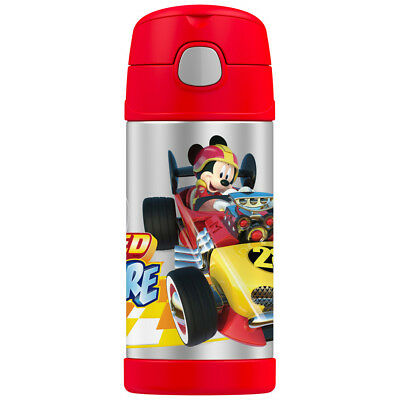 AU27.95 • Buy THERMOS Funtainer 355ml Vacuum Insulated Beverage Bottle Disney Mickey Mouse!