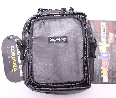 $ CDN330.64 • Buy Supreme New York Black Red 3M Box Logo Shoulder Bag Pack FW17B21 New In Hand