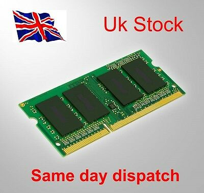 4GB RAM Memory For Apple IMac 2.0GHz Intel Core 2 Duo - (20-Inch) (Mid 2009) • 24.15£