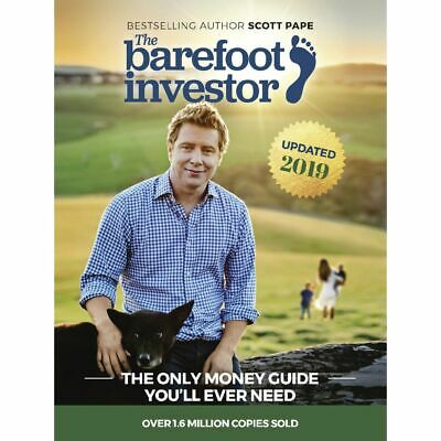 AU19 • Buy The Barefoot Investor Book