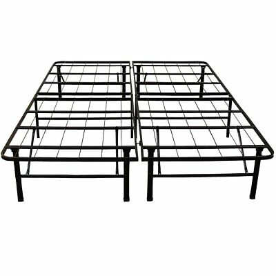 $ CDN179.95 • Buy Heavy Duty Metal Bed Frame/Mattress Foundation, Queen Size - Free Shipping - NEW