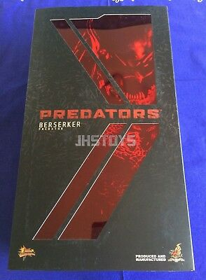 $ CDN489.54 • Buy Hot Toys 1/6 Predators Berserker Predator MMS130