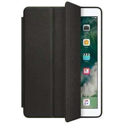 Apple IPad Mini 1st 2nd 3rd Gen Genuine Leather Smart Case Cover Black / Brown • 24.99£