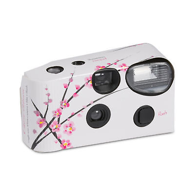 £32.99 • Buy Disposable Camera With Flash Cherry Blossom Design Party Accessory