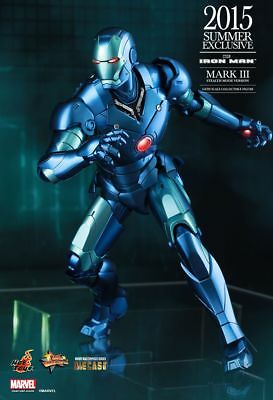 AU740.99 • Buy 2015 Summer Exclusive Hot Toys 1/6 Iron Man Mms314d12 Mk3 Mark Iii Action Figure
