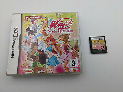 £19.95 • Buy Winx Club: Quest For The Codex - Nintendo DS Game - 2DS 3DS DSi - Free, Fast P&P