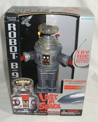$ CDN105.67 • Buy Lost In Space Robot B9 Mint In Box Collectors Quality Condition Trendmasters