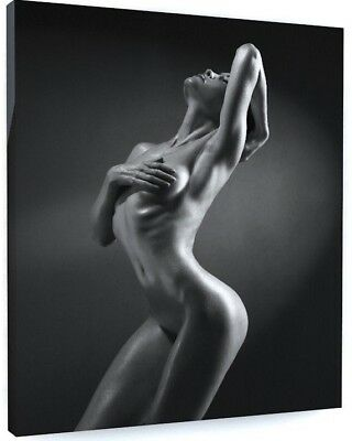 £23.44 • Buy Stunning Sexy Abstract Model Canvas Picture Print #3678