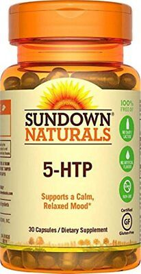 $ CDN120.14 • Buy Sundown Naturals Maximum Strength 5-HTP 200 Mg, 30 Capsules (5 Pack)
