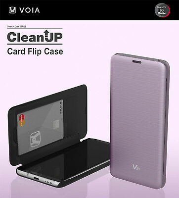 AU19.53 • Buy VOIA LG V30 & V30 Plus CleanUp Premium Card Flip Case - 4 Colors