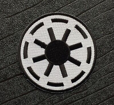 £4.49 • Buy Star Wars Galactic Republic Embroidered Iron On Patch (75mm)