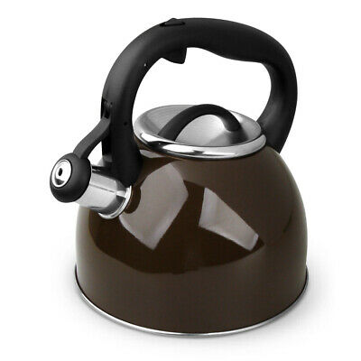 AU29.50 • Buy Bonn 2.5L Whistling Kettle Stainless Steel Tea Camping Kitchen Stove Top