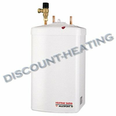 Heatrae Sadia Multipoint 15 Litre 3kW Unvented Water Heater • 595.95£