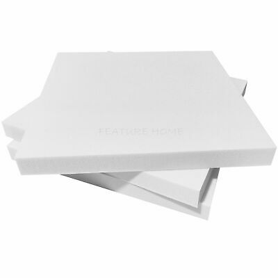 £0.99 • Buy High-Density Medium-Firm Upholstery Foam - Cut To Size - Made In GB
