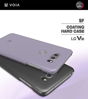 AU15.60 • Buy VOIA LG V30 & V30 Plus CleanUP SF Hard Case - 4 Colors
