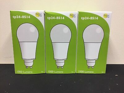 TP24 9W LED Bulb 8514 X 3 ReplacesTP24-2315 & 2850 L1 Low Energy Lamp • 19.95£