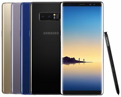 $ CDN314.70 • Buy New Other Samsung Note 8 N950U GSM Unlocked AT&T T-Mobile Boost Total Verizon