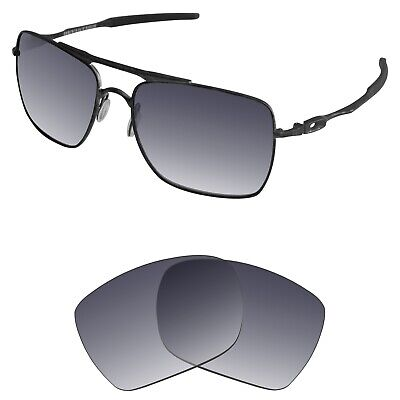 £16.98 • Buy Tintart Polarized Replacement Lenses For-Oakley Deviation Grey Gradient (STD)