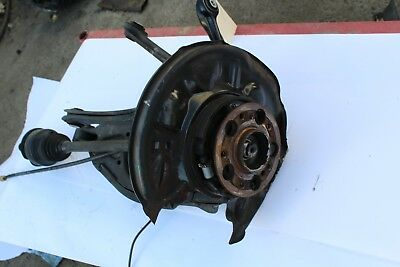 $246 • Buy 05 W203 MERCEDES C230 SEDAN REAR RIGHT SPINDLE KNUCKLE CORNER ARMS AXLE M1954