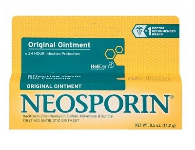 Neosporin Antibiotic Maximum Strength Pain Relief 0.5 Oz • 6.99£