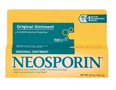 Neosporin Antibiotic Maximum Strength Pain Relief 1.0 Oz • 11.99£