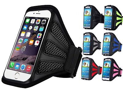 Genuine Apple IPhone Gym Running Jogging Armband Sports Exercise Holder Strap • 2.99£