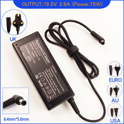 Laptop Ac Adapter Charger For Sony VAIO VGP-AC19V37 VGP-AC19V33 EA46 EB25 • 14.95£