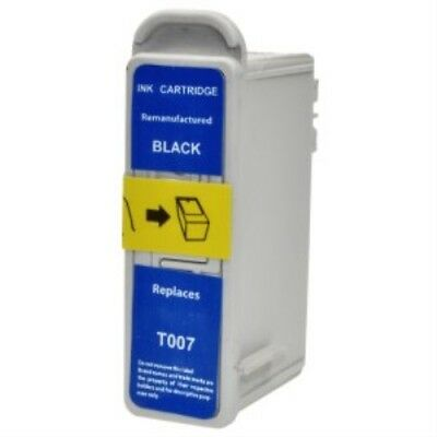 Remanufactured T007 Black Ink Cartridge For Epson Printers • 2.90£