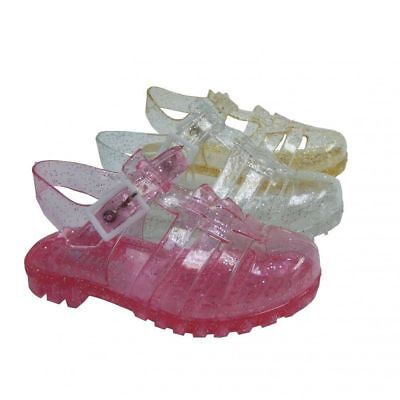 £7.97 • Buy Girls / Infants Retro Jelly Shoes / Sandals / Beach Shoes