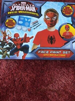 £6.99 • Buy Spiderman Paint Your Own Money Box Childrens/Kids Painting Craft Play-Set/Kit
