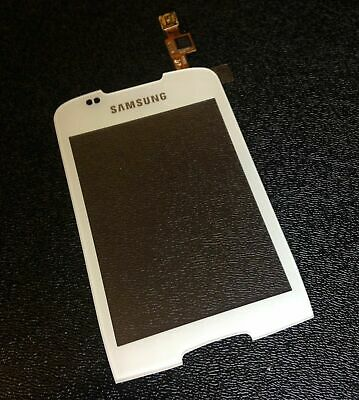For Samsung Galaxy Mini S5570 Touch Screen Digitizer Front Panel White • 4.29£