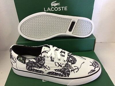 Lacoste Barbados Women's Sneakers Lace Up Trainers Shoes, Size UK 4 EU 37 • 40£