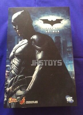 $ CDN582.56 • Buy New Hot Toys 1/6 The Dark Knight TDK Batman The Dark Knight Version MMS71 Japan