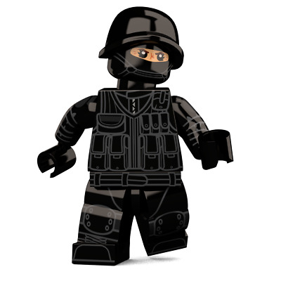 £10.53 • Buy Special Ops Military Custom LEGO ® Minifigure LIMITED EDITION