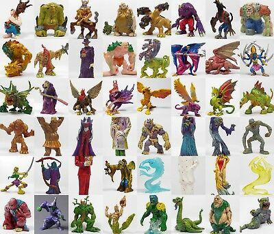 Monster In My Pocket - 2nd Gen 2006 - Mini Figures - Mythical Fantasy Creatures • 15£