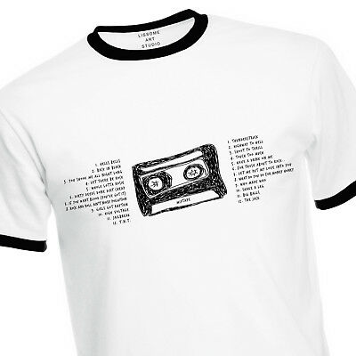 £19.99 • Buy Mixtape T-Shirt Of Their 24 Greatest Hits: Back In Black, Highway To Hell