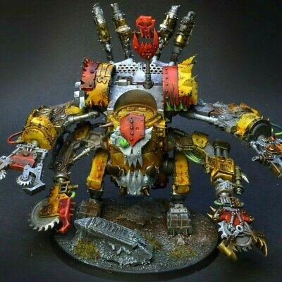 $165 • Buy Deff Dread Ork Warhammer 40K ** COMMISSION ** Painting