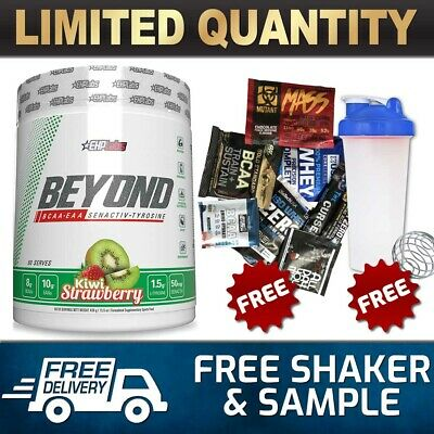 AU49.90 • Buy Ehp Labs Beyond Bcaa 1lb / Ehplabs Branched Chain Amino Acid Recover Hica Shaker