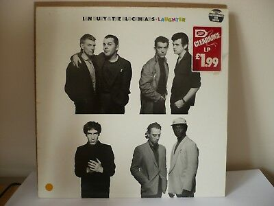 Ian Dury And The Blockheads Laughter LP Stiff SEEZ 30  1st Press A 1 B 3 • 18.70£