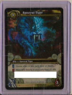 WoW Loot Card - Spektraltiger - Spectral Tiger - USED • 53.94£
